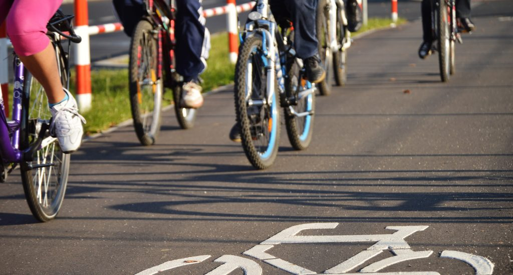 5 design principles for successful bicycle infrastructure