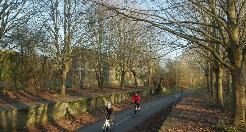 Principles for cycling infrastructure design: comfort