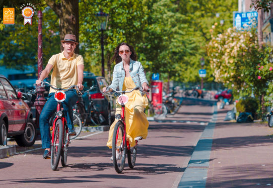 Dutch Bicycle Infrastructure Training in the Netherlands Summer 2020