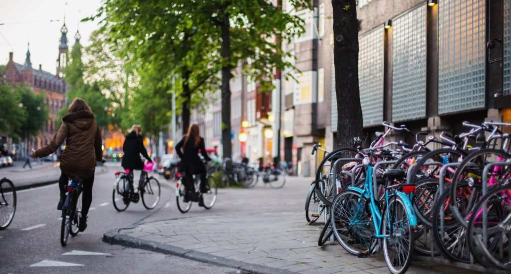 Webinar: What Are The Basic Design Principles For Cycling Infrastructure?