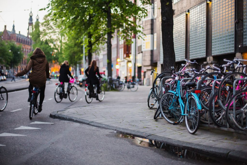 Monthly Webinar: What Are The Basic Design Principles For Cycling Infrastructure?